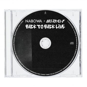 NABOWA × 韻シストBAND BACK TO BACK LIVE at Umeda Shangri-La